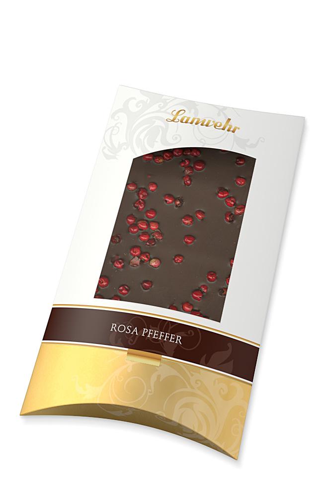 Schokolade Rosa Pfeffer