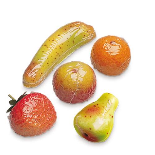 Früchte, 5 Sorten