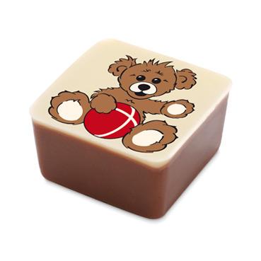 Teddybär-Praline