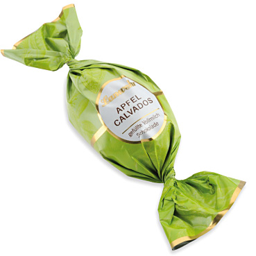 Apfel-Calvados-Trüffel
