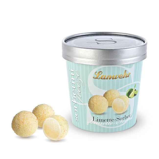 Sorbet Trüffel Limette