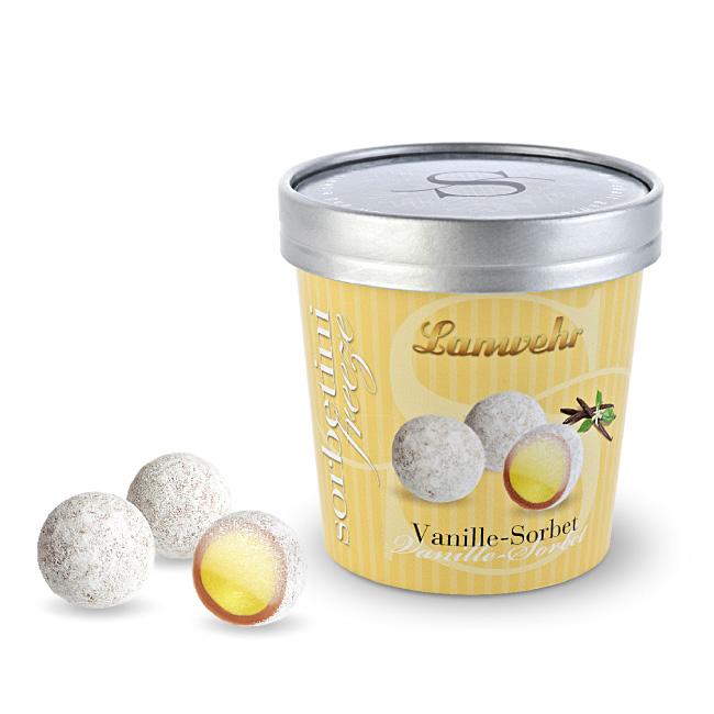 Sorbet Trüffel Vanille