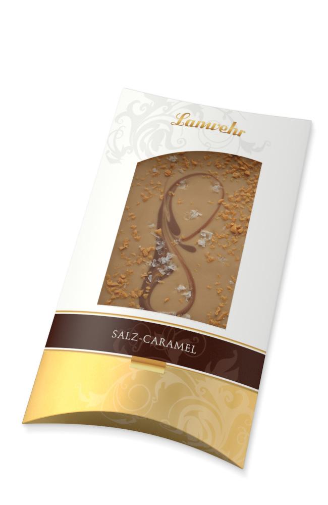 Schokolade Salz-Caramel